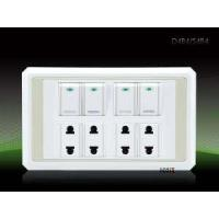 Wall Switch and Socket (V6-5, D4B4)