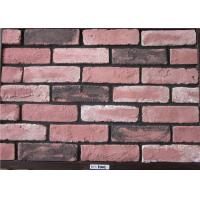 Quality Construction Cement Faux Exterior Brick For Wall Decoration Solid wholesale