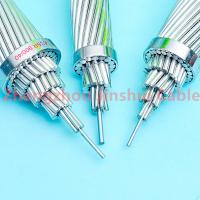 Buy cheap Outdoor Electrical Cable Bare Aluminum Conductor 7 ~ 91 Core Number from wholesalers