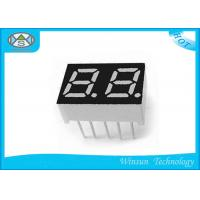 Best Stable Performance 7 Segment Led Digital Display White 12 - 220 mcd 0.28 Inch wholesale