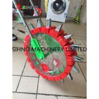 Buy cheap The Cheap Hands Pushing Small Manual Grain and Beans Seeder for Corn from wholesalers
