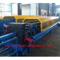 Best Square Downspout Roll Forming Machine Electrical For Rainwater Pipes wholesale