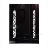 Best LED Wall Bathroom Mirror Illuminated Wall Mirror Bathroom Cabinet Mirror With Light wholesale