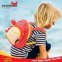 Cheap Breathable Mesh Children School Bags Crab Style Red / Pink Customized Kids for sale