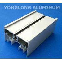 Best T4 T5 T52 T6 Anodized Machined Aluminium Profiles Frame Extrusions Customized Shape wholesale