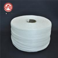 Best Electrical Cables Polypropylene Yarn Low Shrinkage White Colored 18000D - 270000D wholesale