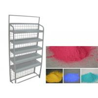 Best Decorative Diaplay Rack Powder Coating , Epoxy Polyester Resin Silver Powder Coat wholesale