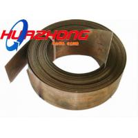 Buy cheap 18% COPPER-PHOSPHORUS-SILVER SOLDER STRIP BRAZING WELDING FOIL BCuP-8 from wholesalers