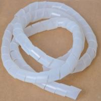 Best Aging-resistant durable spiral wire wrapping band plastic tie wrap for cable management wrap wholesale