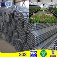 Best Round Hollow Structural Section MS Steel Tube wholesale