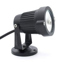 Best Adjustable rotate and bottom 7W IP65 LED garden lighting with spike or bottom wholesale