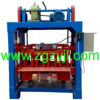 China chinese concrete block machine on sale