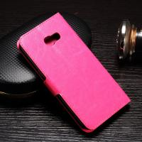 Samsung Leather Case For Samsung A5 , Colored PU Leather Folio Phone Case