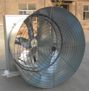 Best JLF-1380  butterfly  cone  exhaust  fan wholesale