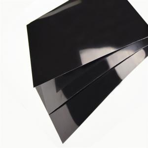 Best 300 Micron Transparent PVC Rigid Plastic Sheet For Offset Printing wholesale