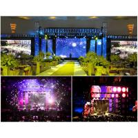 Buy cheap High definition P4 rental indoor led display screen for concert stage from wholesalers