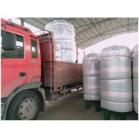 Best Vertical Compressed Oxygen Storage Tank 110 Degree Operating Temperature wholesale