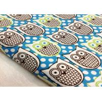 Cheap Rotary Screen Printed Colorful Cotton Fabric With Customized Pattern for sale