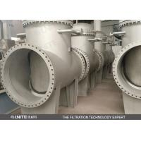 Best 60 mesh T type pipeline filter manufacturer with 316L material wholesale