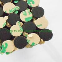 Buy cheap Adhesive permanent magnet from wholesalers