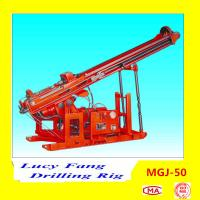Best China Cheapest Multi-function Portable MGJ-50 Jet-grouting Drilling Rig wholesale