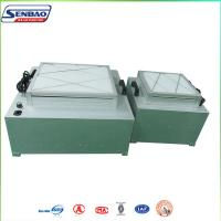 Buy cheap Customized Ceiling Mounted Galvanized Steel Frame FFU Fan Filter Unit with Hepa Filter from wholesalers