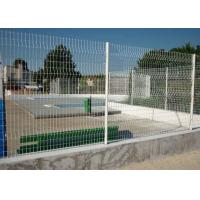 Best High Security Glavanized and PVC Powder Coated Welded Wire Mesh Fence wholesale