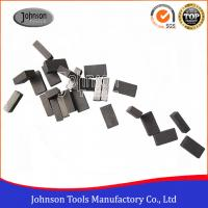 Best 1400mm Stable High Grade Diamond Segments For Stone / Concrete / Asphalt wholesale