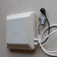 Best 8dbi Antenna UHF RFID Integrated Reader , Access Control Long Distance Rfid Reader wholesale