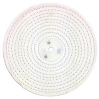 """Best Where to Buy Buffing Wheels white cloth polishing wheel 12"""" (1/2"""" thick) wholesale"""