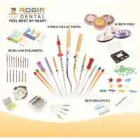 Cheap 25pcs TriStar Retention Dentin Pins and Drills for Root Canal Filling for sale