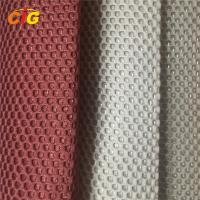 Best 100% Polyester Home Textile Products Sandwish Mesh Fabric 150 cm Width wholesale