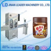 Easy operation peanut butter food filling packaging equipment