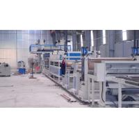 Best 300kW / h 1Tons -1.2Tons Aluminum Composite Panel Production Line 1200Mm Height wholesale