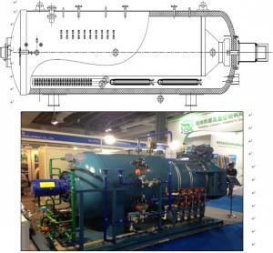 Cheap Large Industrial CE Composite Autoclave φ 1.6MX6M For Carbon Fiber for sale