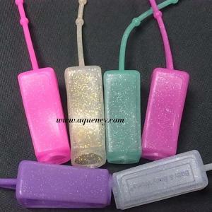Best NEW Silicone perfume holder, Silicone sanitizer holder with bottle wholesale