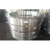Best Large Stainless Steel Forging F304 F316 F51 F53 F55 F60 F321 F316Ti Hot Rolled Ring wholesale