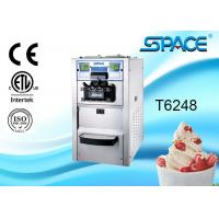 Best Professional Automatic Soft Serve Ice Cream Maker Countertop Air Cooling wholesale