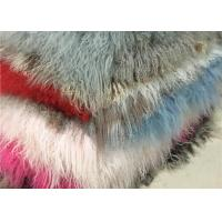 Best Home Genuine Mongolian Lamb Rug (2' x 4')  Fur Throw Natural Fur Accent for Chair wholesale