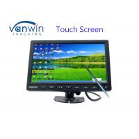 Buy cheap Touch Screen TFT Car Monitor 10.1 Inch VGA & AV Inputs With 12 Months Warranty from wholesalers