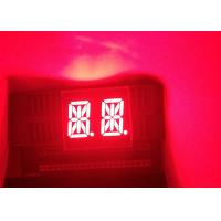 Best High quality cheap price 0.54 inch 2 digits 14 Segment super red LED Graphic-Bar Display common anode wholesale