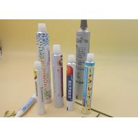 Best 25g Flexible Printed Tube Packaging 100% Recyclable Custom Length / Logo wholesale