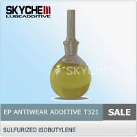 China T321 Sulfurized Isobutylene lubricating oil additive /Extreme Pressure and Antiwear Agent for engine oil on sale