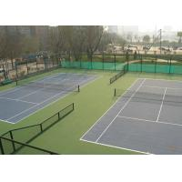Best Green Colors PVC Coated Chain Link Fence For Sport Court Fence wholesale