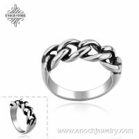 Best Wholesale Screw Shaped Light Weight MOQ 10 pcs Ring Stainless Steel wholesale