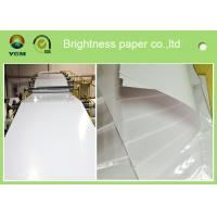 China Virgin Pulp Magazine Offset Printing Paper Light Weight  60g - 120g on sale