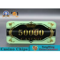 Best Custom Ceramic Clay And Plastic Casino Poker Chips With Custom Logo wholesale