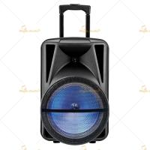 Best Big 100 Watt Portable Pa Speaker System 15 Inch with Bluetooth wholesale
