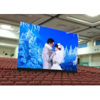 Best Wedding Party LED Wall Screen Display Indoor / Moveable 16x9 LED Wall wholesale