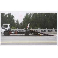 Best 4x2 6TIRES EuroII 3-5tons Light Duty Wrecker Tow Truck For Broke Car Drag & Transfer With Cummims Engine wholesale
